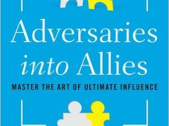 Book Summary – Adversaries Into Allies