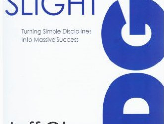 Book Summary – The Slight Edge
