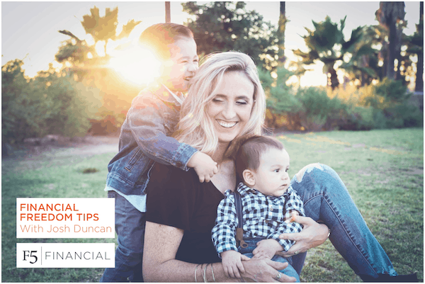 Family with dependent children and life insurance (the right amount)