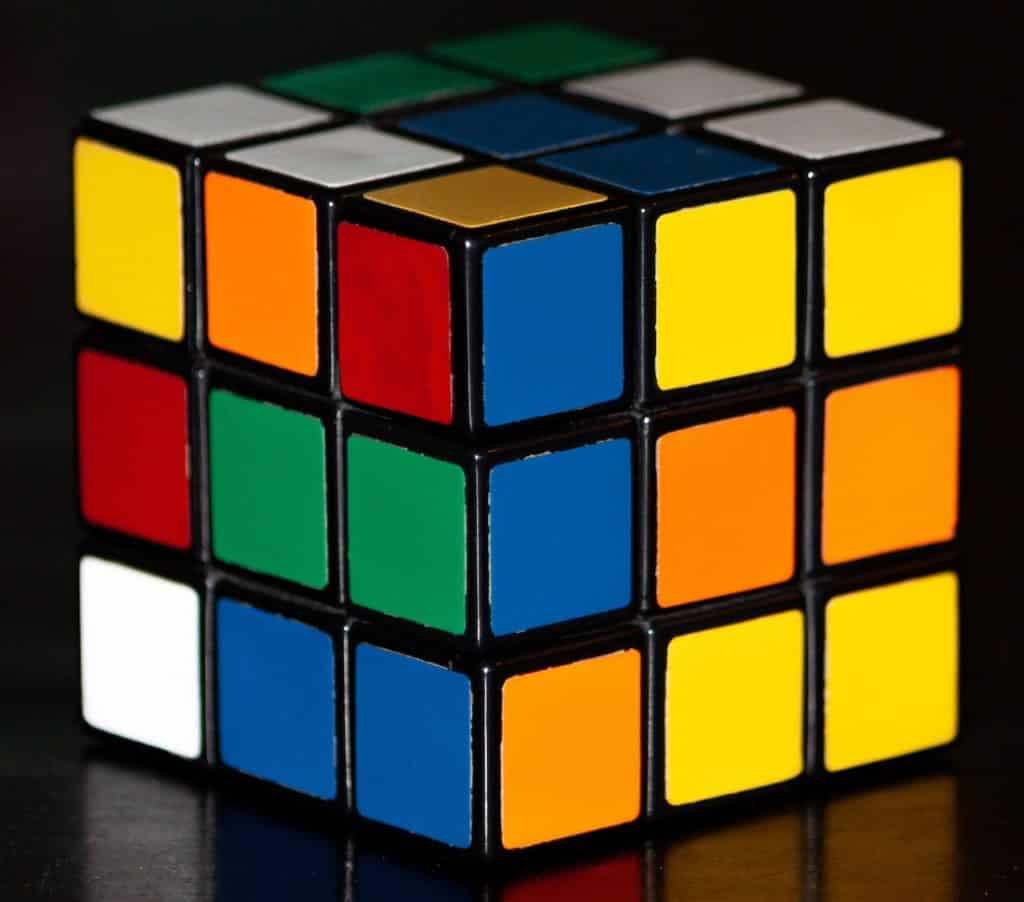 problem to solve (the rubik's cube)