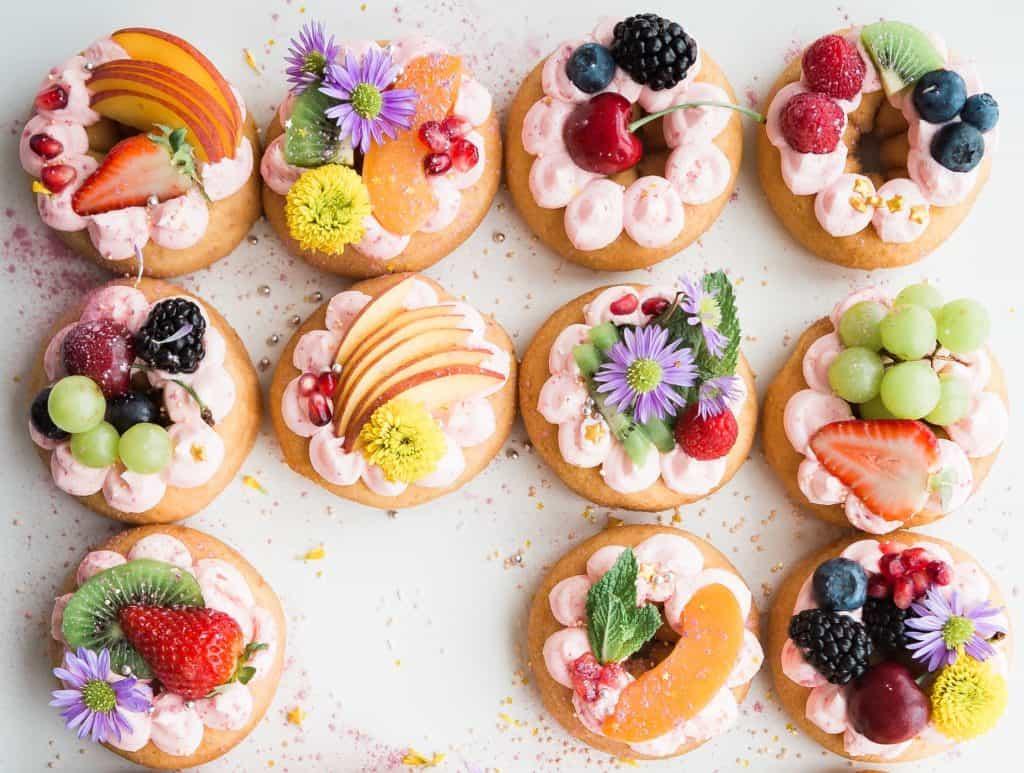 Pleasure of delicious treats