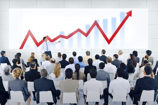Stock market long-term average