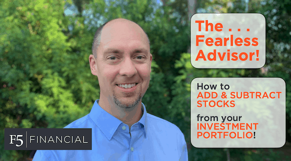 Adding and Subtracting Stocks to your Investment Portfolio