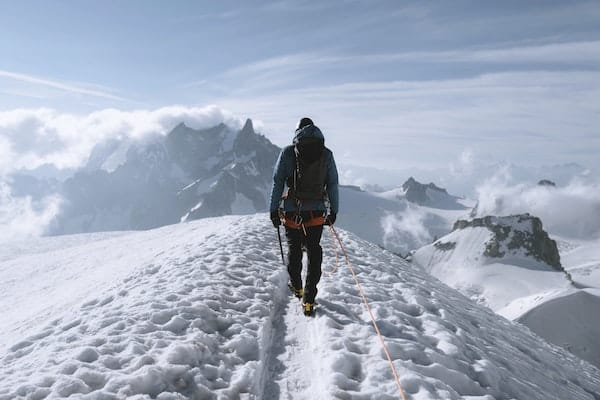 Mountain climber contemplates: To Roth or Not to Roth?