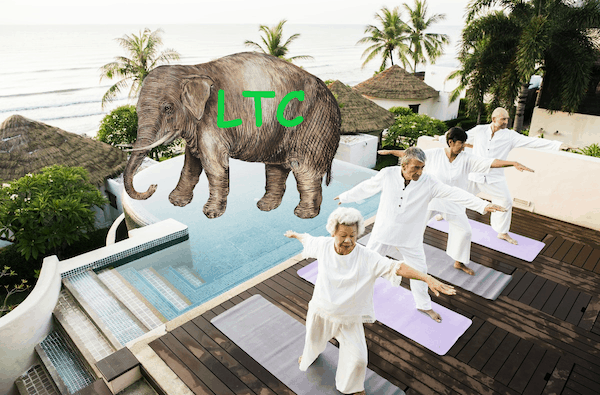 Long-Term Care - The Elephant in the Room