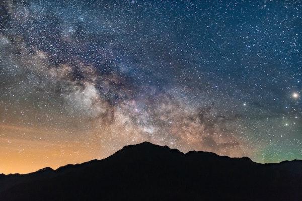 Awe Milky Way