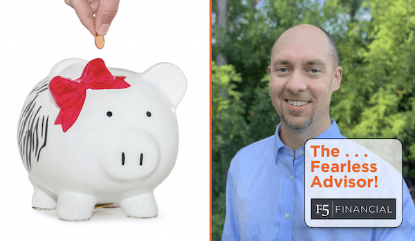 The Fearless Advisor! Investing Your Young Children's Money - Here's How