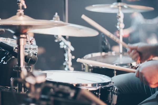 drummer who found their rhythm